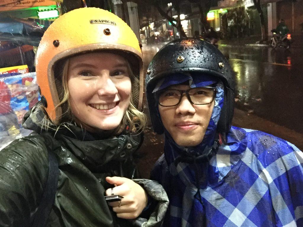 freunde aus vietnam