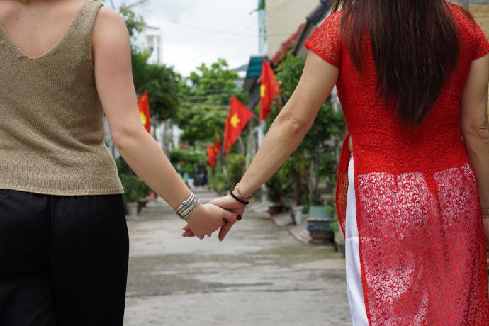 style is ageless in vietnam