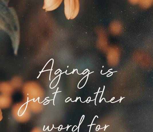 zitate über das Alter